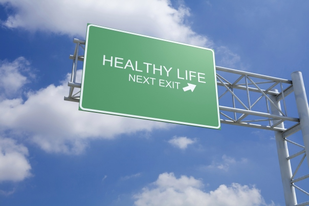 Living Healthy starts at LA Fitness