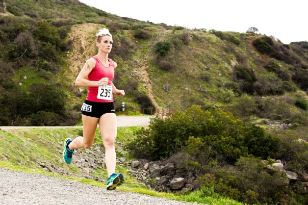 eat to run and increase endurance