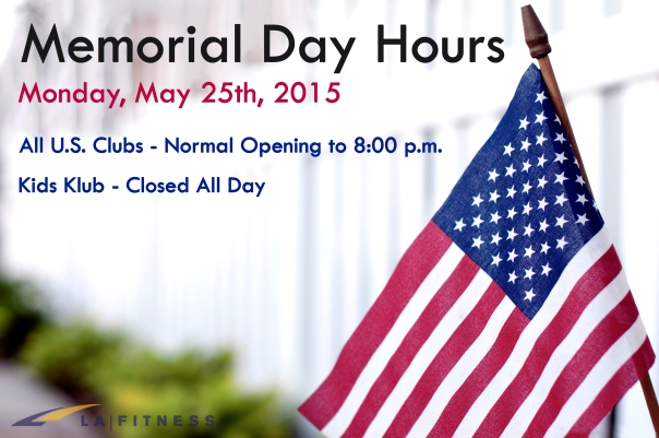 Memorial-Day-Hours-LA-Fitness-2015