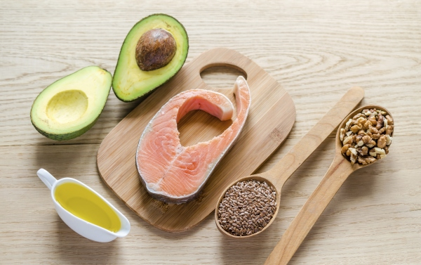 learn how healthy fats can help you lose weight