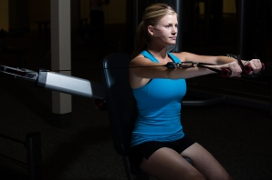Seated Cable chest press (1)