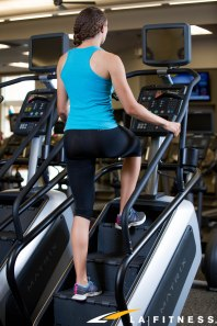 how to do cardio intervals on the stepmill