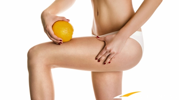 reduce cellulite with workouts and LA Fitness and Living Healthy