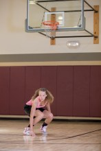 basketball workout at LA Fitness with Catherine-32