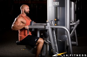 How to use the Row machine at LA Fitness