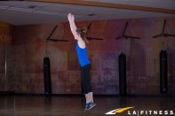 How to do a lunge mid-air switch